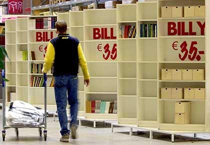 """Dauerbrenner: Ikeas Allzweckregal """"Billy"""""""