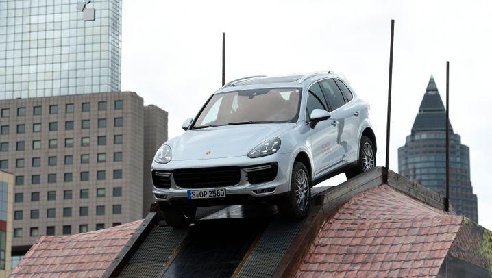 Die noble SUV-Evolution auf der IAA: Wie SUVs ihr Schlammschlucker-Image endgültig abschütteln