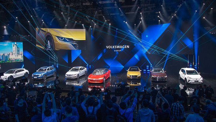 Elektroautos für China: Wer in China mit E-Modellen angreift