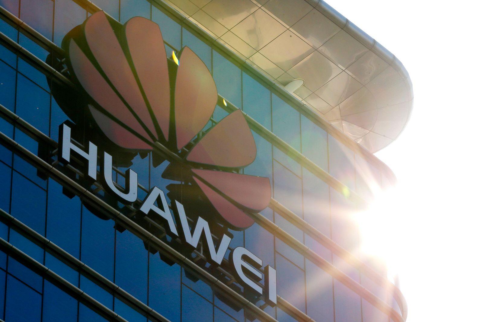 China Huawei / Logo