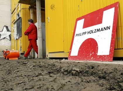 Verkauft: Drei Teilbereiche der Holzmann AG erwartet in Kürze ein neuer Geldgeber.