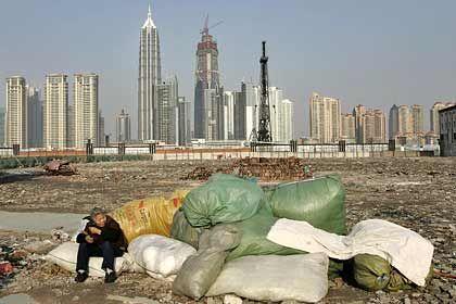 Soziale Spaltung in China: Zusammenfallen von Ungleichheit und wirtschaftlicher Leistung