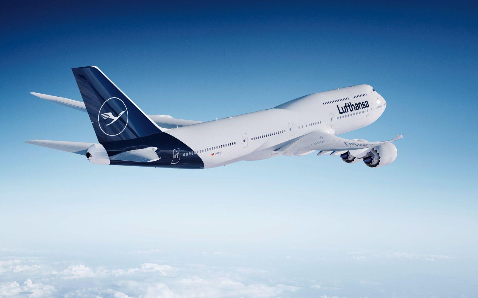 Lufthansa stellt neues Flugzeug-Design vor