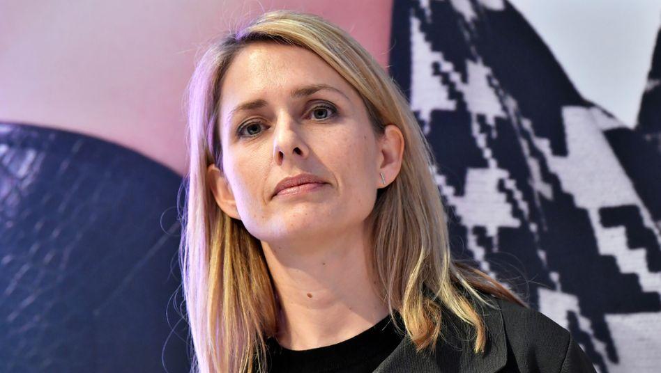 Blöd gelaufen: Helena Helmersson ist erst seit Ende Januar H&M-Konzernchefin. Die Späh-Attacken in Deutschland lagen vor ihrer Zeit.