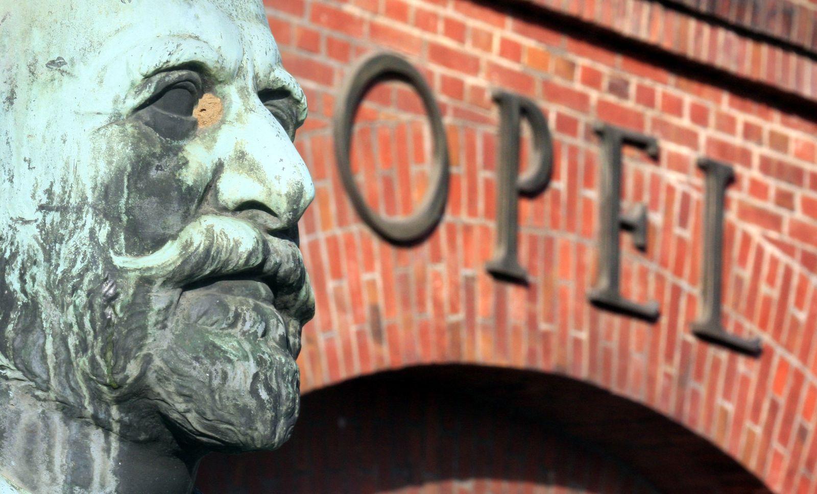 Opel bittet um Milliardenbürgschaft