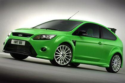 Renner wider den Trend: Ford - allerdings wird der Focus RS nicht für die bescheidenen Zuwächse verantwortlich sein