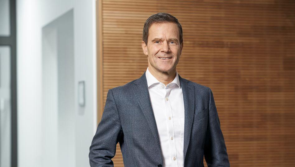 Alles auf dem Prüfstand: Der neue HeidelCement-Chef Dominik von Achten schaut sich derzeit das gesamte Portfolio genau an