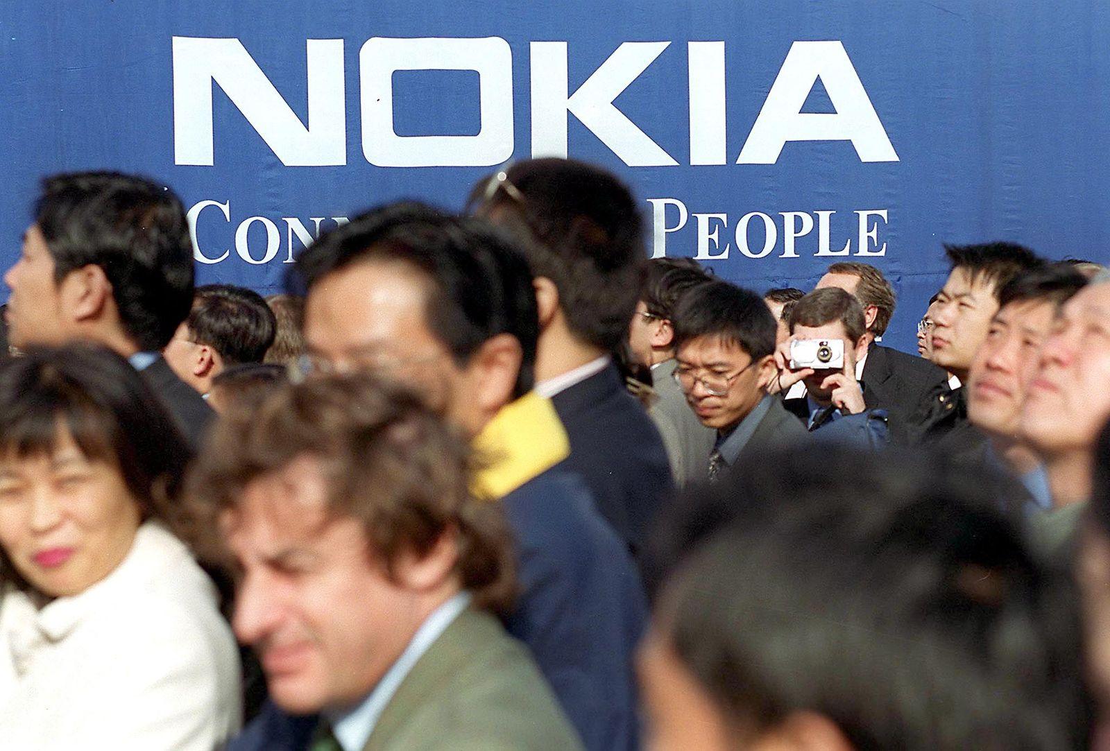 China / Nokia