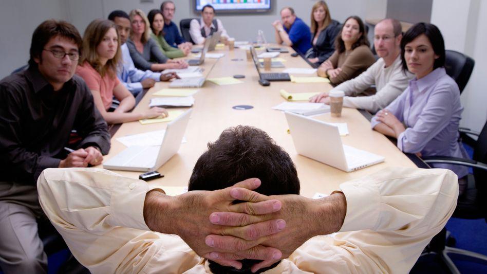 """Führung: """"Um kluge und tragfähige Entscheidungen zu treffen, muss man das Wissen und Können möglichst vieler Mitarbeiter zusammenbringen"""""""