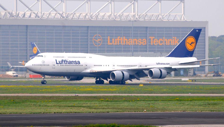 Boeing der Lufthansa: Bei vinkulierten Namensaktien darf der Konzern den Weiterverkauf untersagen - etwa wenn die Betriebsgenehmigung auf dem Spiel steht
