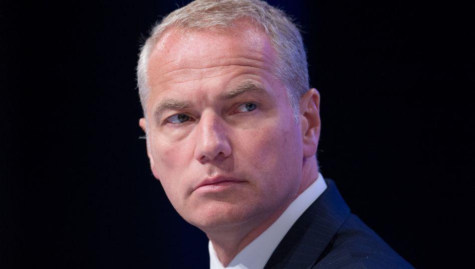 Carsten Kengeter, CEO der Deutschen Börse: Rücktritt zum Jahresende