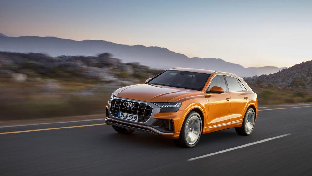 Edle Brocken: Die neuen SUV der Luxusmarken