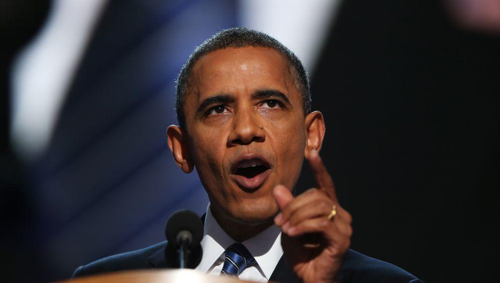 """Obamas Rede: """"Der Weg führt zu einem besseren Ziel"""""""
