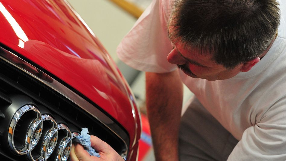 Audi: 2011 zuckelten die Ingolstädter in den USA noch hinter BMW und Mercedes her