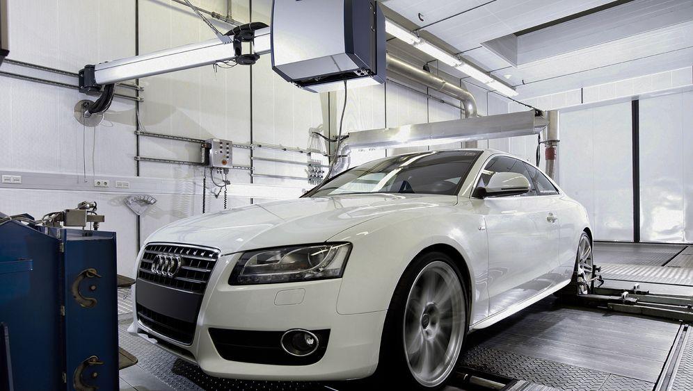 Britische Abgas-Studie: Das sind die neun schlimmsten Diesel-Dreckschleudern