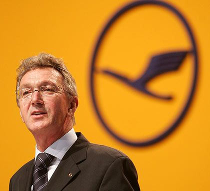 """Lufthansa-Chef Mayrhuber: """"Wir wären doch mit dem Klammerbeutel gepudert"""""""