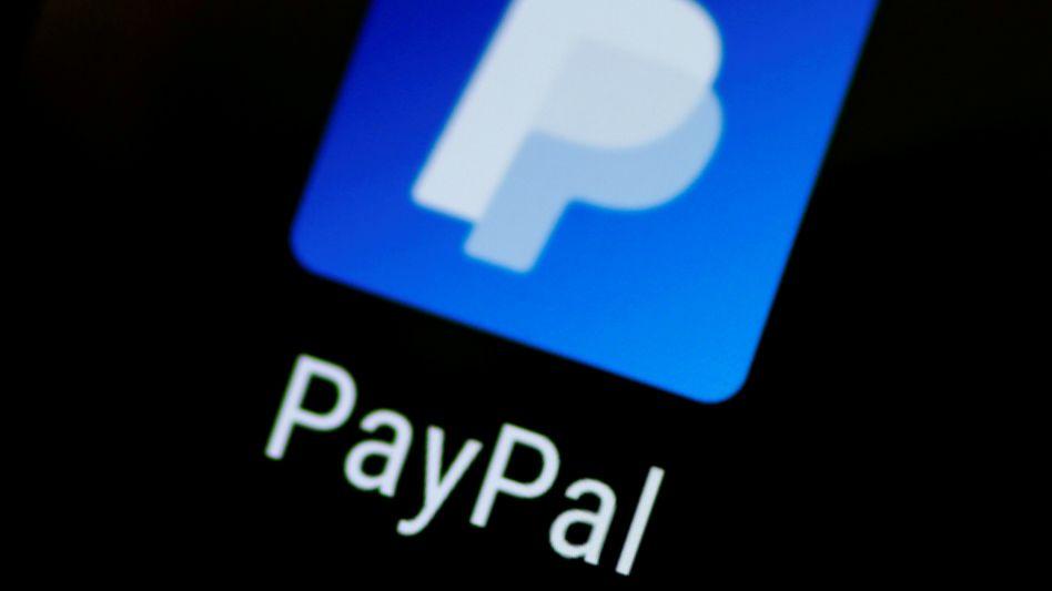 Logo der PayPal-App: 346 Millionen aktive Konten weltweit