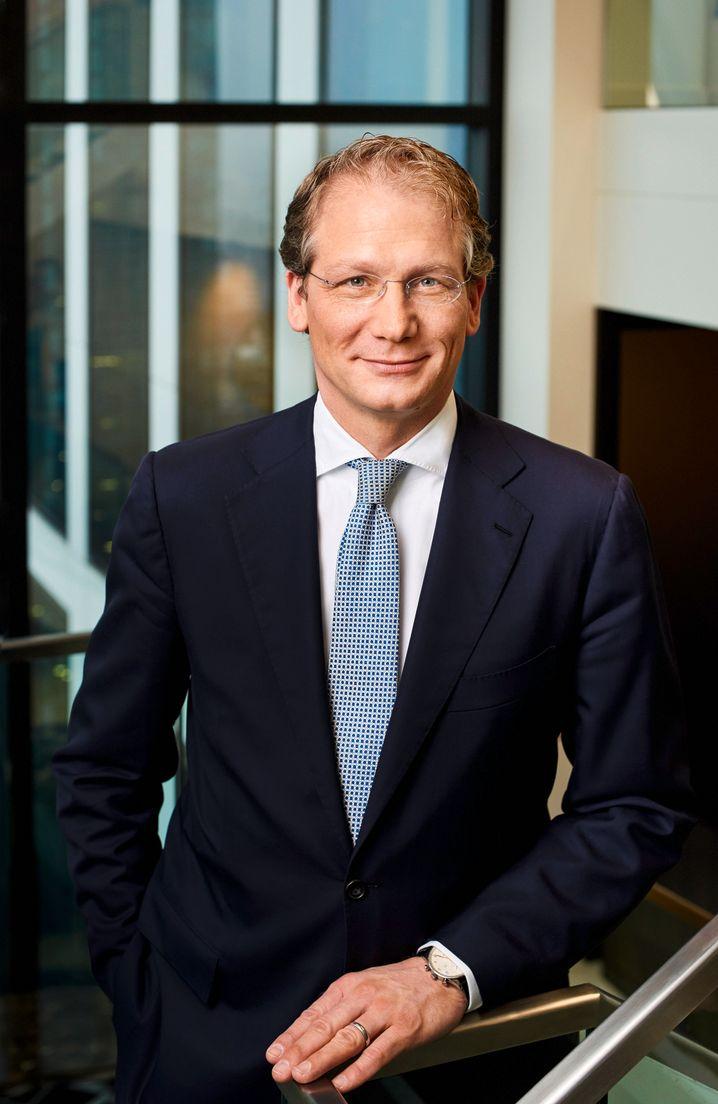 """""""Die traditionellen Autohersteller werden von den Investoren kaum wahrgenommen"""", sagt J.P.-Morgan-Banker Christian Kames"""