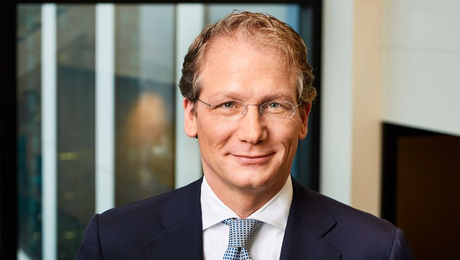"""""""Was früher Venture Capital war, fließt jetzt in Spacs"""", sagt Christian Kames. Er ist Vice-Chairman Investmentbanking J.P. Morgan Deutschland, Österreich, Schweiz"""