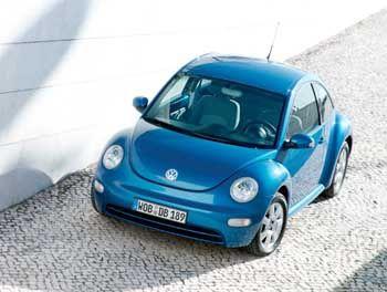 Volkswagen New Beetle: Locken mit Null-Zins-Darlehen