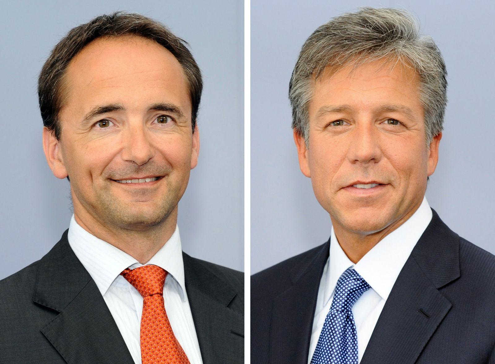 Neue Doppelspitze bei SAP