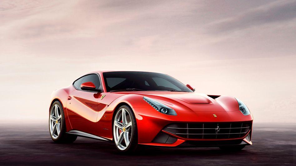 Ferrari F12: In diesem Jahr will Ferrari die Zahl seiner Auslieferungen nur moderat steigern