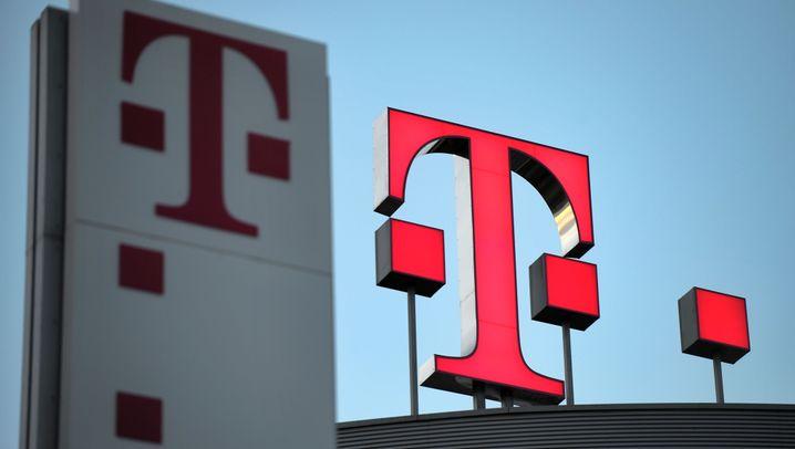 Telekom-Chefs: Wie die Zeit vergeht - mit der Telekom