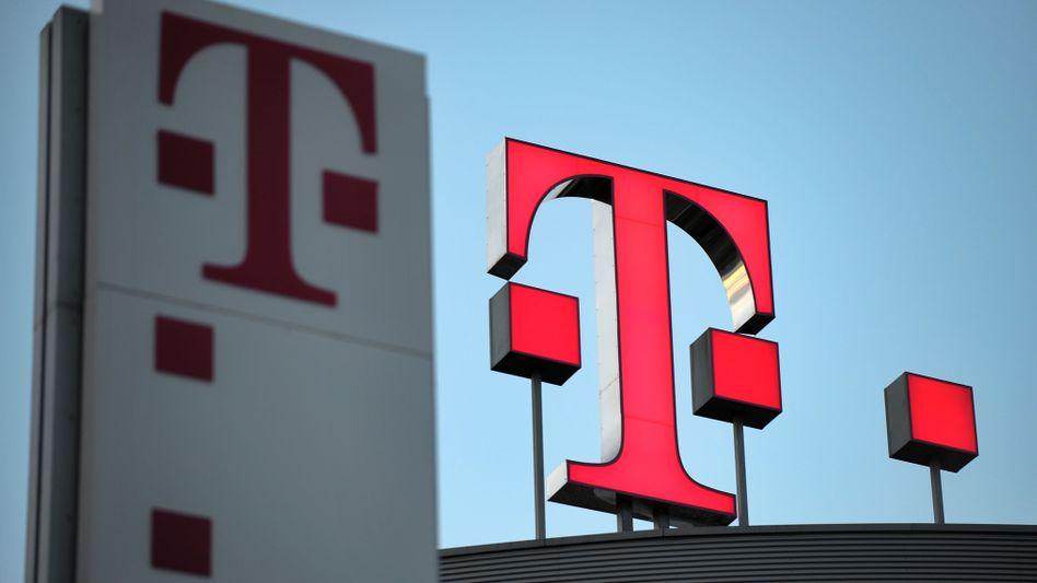 """Die Zentrale der Deutschen Telekom in Bonn: """"Ein permanenter Prozess"""""""