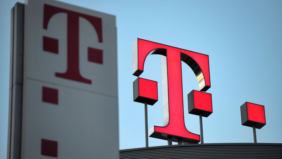 Telekom-Zentrale in Bonn: Ein kleiner Personenkreis hatte Zugang zu den Personaldaten fast aller Telekom-Mitarbeiter in Deutschland