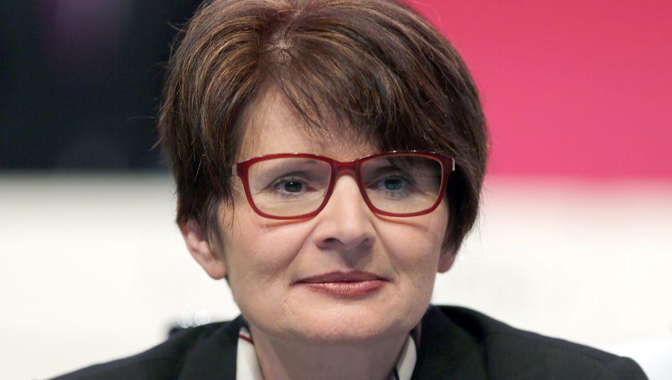 Vor einvernehmlicher Trennung: Die Personalchefin der Deutschen Telekom verhandelt mithilfe eines Arbeitsrechtlers schon seit geraumer Zeit über die Auflösung ihres Vertrags