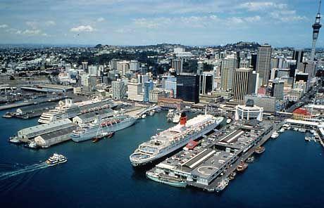 Metropole Auckland: Bestes Klima für Entrepreneure