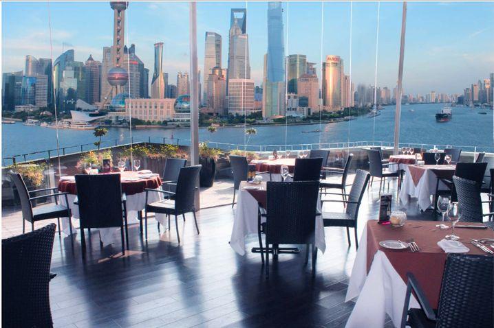 """""""Roosevelt Sky Restaurant"""""""