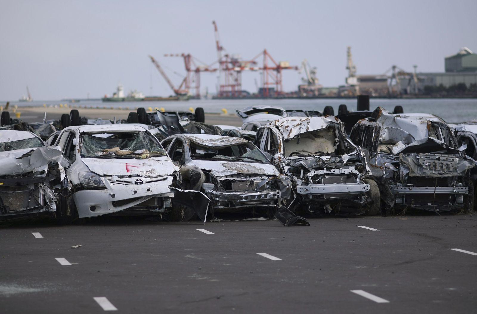 Toyota Erdbeben