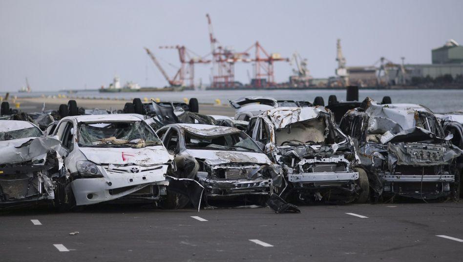 Japan: Das Unglück zieht seine Spur auch durch die Autoindustrie
