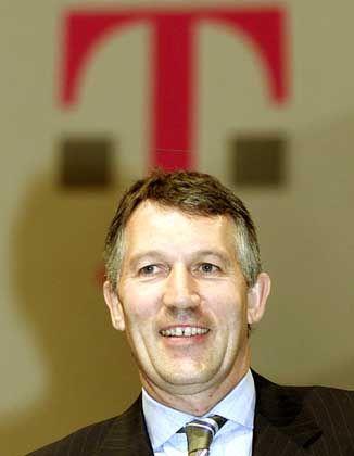 Neuer Mann im Telekom-Vorstand: Thomas Holtrop