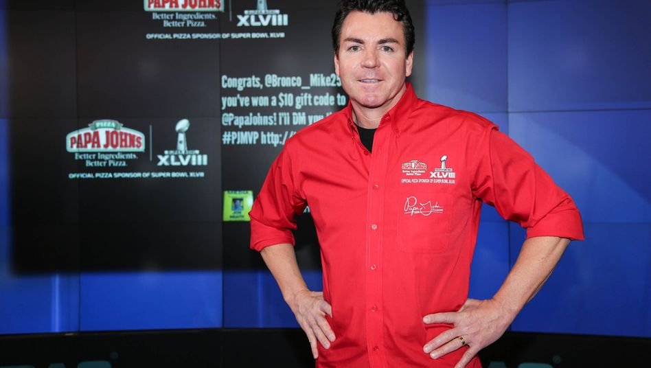 John Schnatter: Der Gründer von Papa-John's kämpft mit harten Bandagen um die Pizzakette