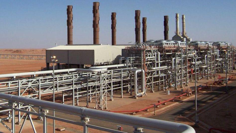 Gasfeld von BP in Algerien: Angriff eines islamistischen Kommandos am Morgen