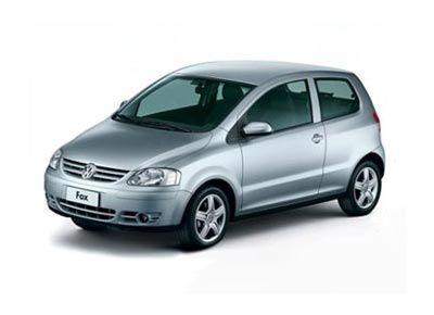 Der Fox von Volkswagen: In Brasilien hergestellt, nach Deutschland exportiert