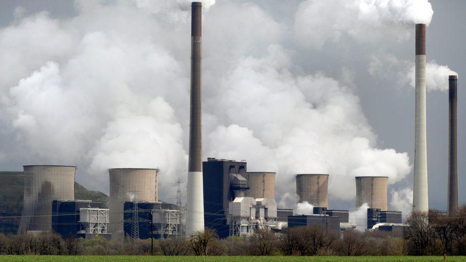 Kohlekraftwerk in Gelsenkirchen: Strom ist im Großhandel zuletzt erheblich teurer geworden