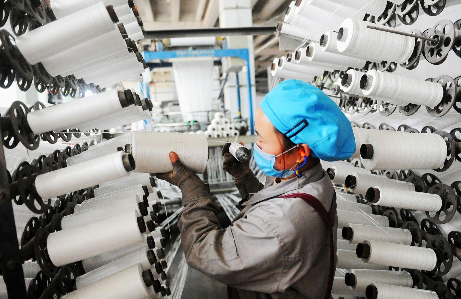 China / Industrie / Konjunktur / Wirtschaft