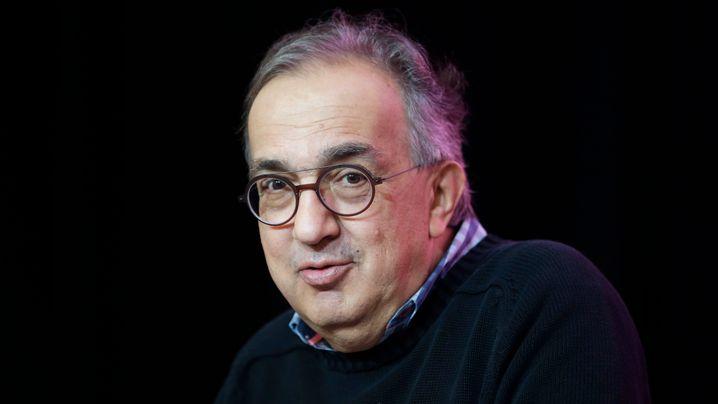 Sergio Marchionne: Der Draufgänger