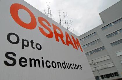 Will keine Stellen abbauen: Siemens-Tochter Osram