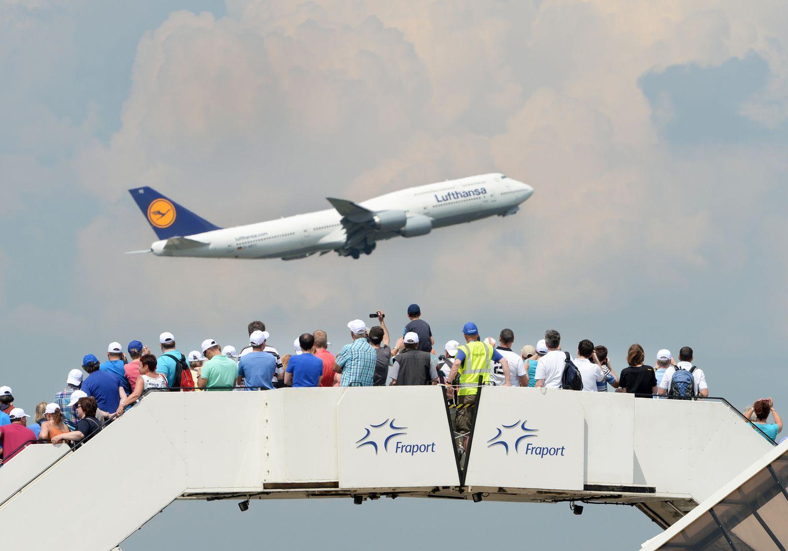 """""""Tag der Luftfahrt"""" in Frankfurt"""
