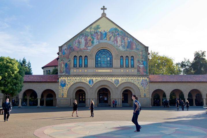 """Stanford University: Seine Alma mater ist für Thiel Teil einer verachtungswürdigen """"Bildungsblase"""""""