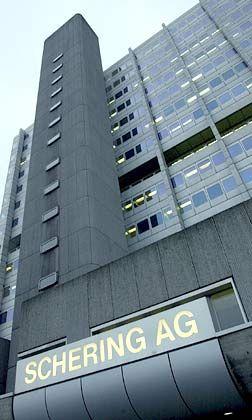Schering-Zentrale in Berlin: 19 Prozent der Umsatzerlöse für Forschung und Entwicklung