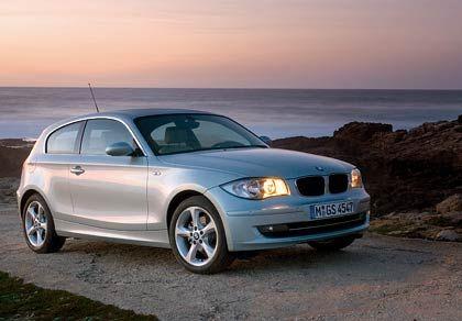 Soll den Absatz wieder in Fahrt bringen: Der neue BMW 1er als Dreitürer