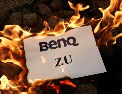 Noch zu retten? Eine US-Investorengruppe stellt nahezu unerfüllbare Bedingungen für die BenQ-Übernahme