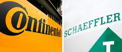 Verschluckt: Der dreimal kleinere fränkische Automobilzulieferer Schaeffler hat Continental übernommen. Die Großteils auf Kredit finanzierte Übernahme sowie die schlechte Autokonjunktur drohen Schaeffler jetzt zu erdrücken. Das Familienunternehmen bittet seit Wochen eindringlich um Staatshilfen.