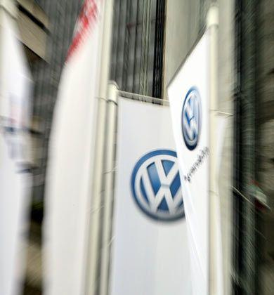 Zuwachs: VW baut seinen Marktanteil kräftig aus