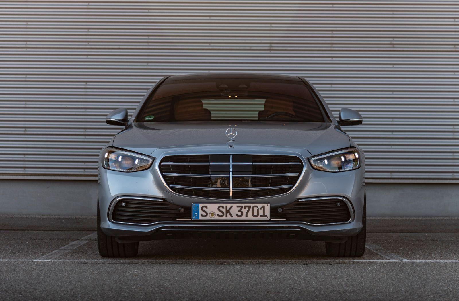 Mercedes-Benz S-Klasse Presse Fahrvorstellung. Immendingen 2020 // Mercedes-Benz S-Class press test drive. Immendingen 2020